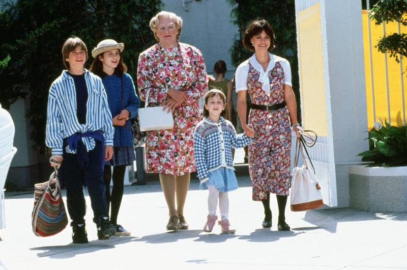 MRS. DOUBTFIRE Child Actors Remember Robin Williams