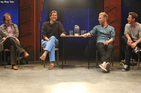 Photo Flash: New Production Photos from Southwark's DOGFIGHT, Plus Post Show Q&A