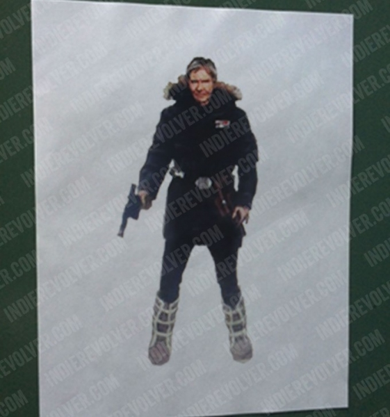 Photo Flash: First Look - STAR WARS EPISODE VII Concept Art of Han Solo Costume