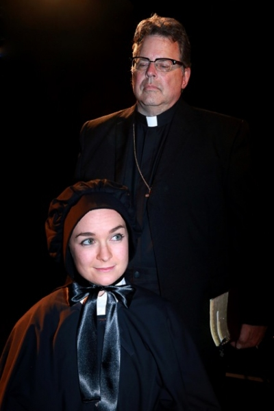 Photo Flash: First Look at Theatre Southwest's DOUBT