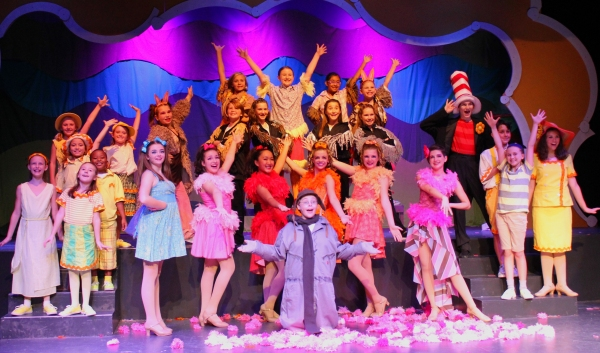 Photo Flash: First Look at Rivertown Theater's SEUSSICAL JR., Opening Tonight