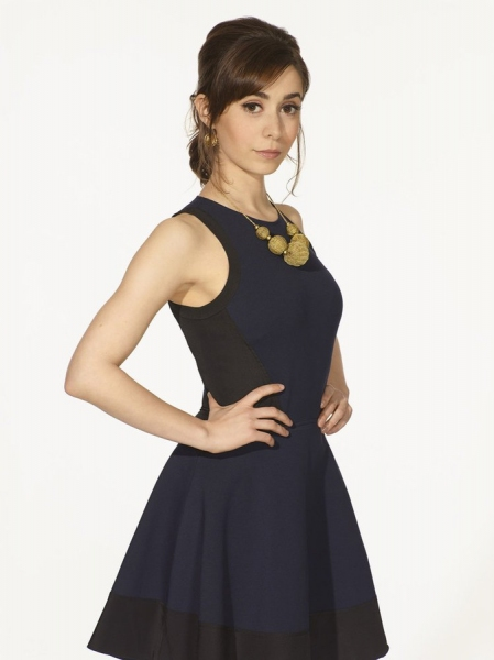 Photo Flash: Adorable Cristin Milioti in New A TO Z Promo Pics