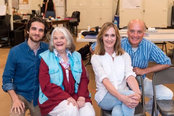 Jeff Ward, Lois Smith, Lisa Emery and Frank Wood