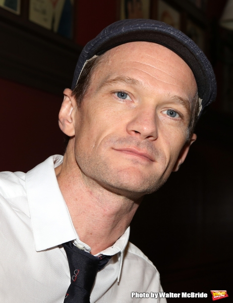 Photo Coverage: HEDWIG's Neil Patrick Harris Unveils Caricature at Sardi's