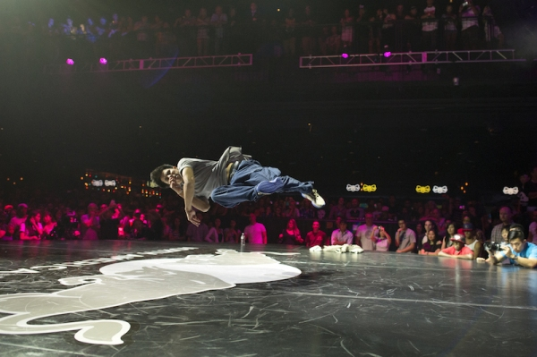Photo Flash: Red Bull BC One North America Final Crowns B-Boy Victor