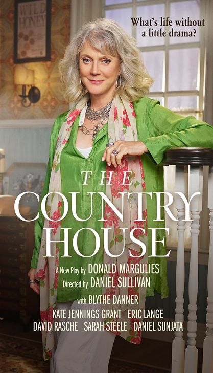 Poster Unveiled For THE COUNTRY HOUSE Starring Blythe Danner