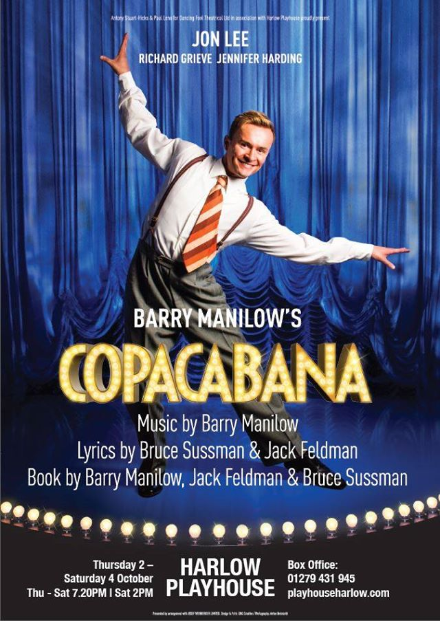 Barry Manilow's COPACABANA Announces New UK Tour, Kicks Off 10/2
