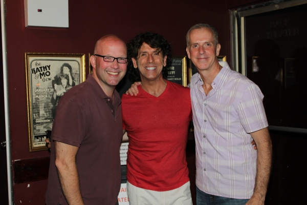Photo Coverage: Tom Andersen Concludes Run at Don't Tell Mama