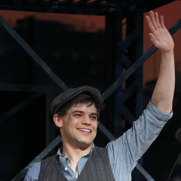'Seize the Day!' A Look Back at NEWSIES' Opening Night on Broadway