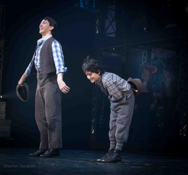 Carrying the Banner - NEWSIES' Road to Broadway!