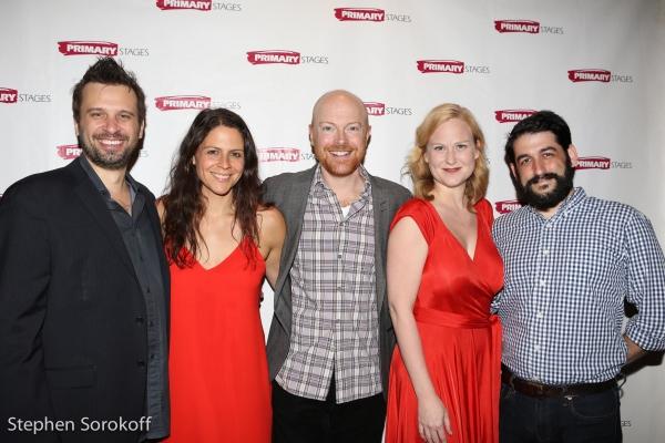 Brian Avers, Katie Kreisler, Jeff Biehl, Heidi Armbruster, Evan Cabnet, Director