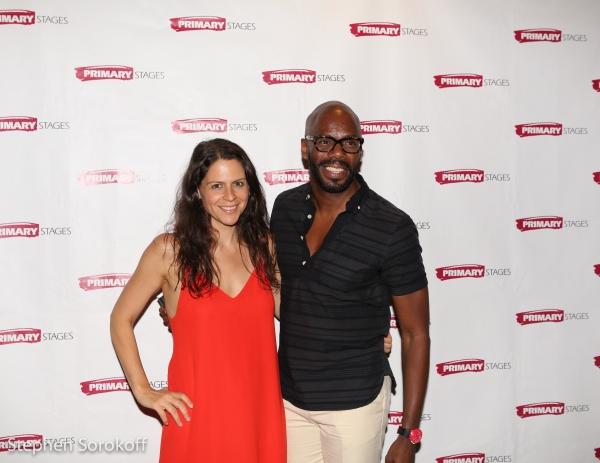 Katie Kreisler & Colman Domingo