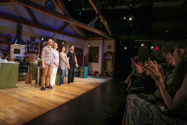 Photo Coverage: Inside Opening Night of Primary Stages' POOR BEHAVIOR