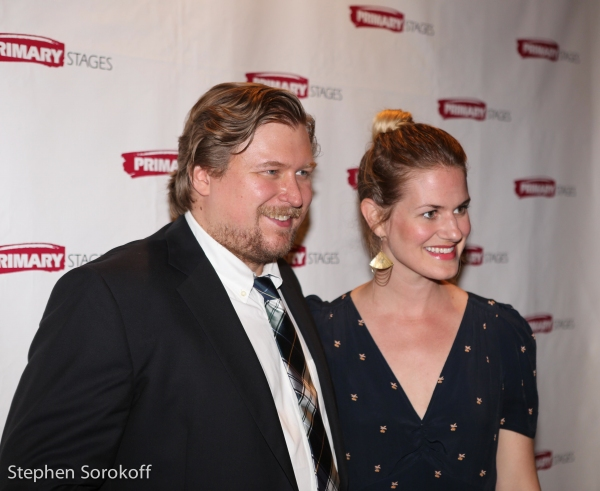 Michael Chernus & Emily Simoness
