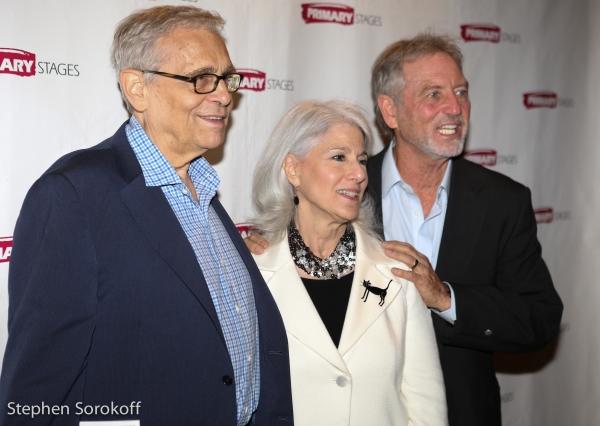 Richard Maltby, Jr. , Jamie deRoy, producing partner, Larry Gatlin
