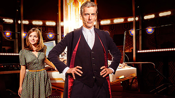 Episode Titles Revealed for DOCTOR WHO - Season 8; Watch All-New Teaser