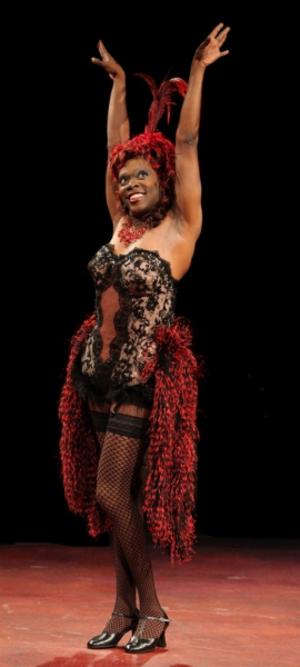 Photo Flash: Sneak Peek at Brent Barrett, Alan Mingo Jr. and More in LA CAGE AUX FOLLES at Music Circus