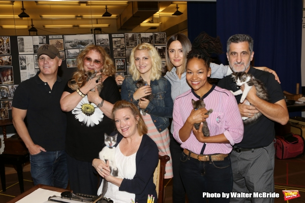 Photo Coverage: Calling All Kitties! YOU CAN'T TAKE IT WITH YOU Holds Feline Auditions