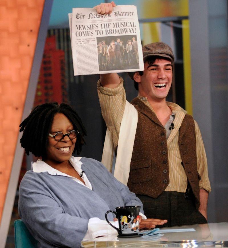 Last Edition: NEWSIES Stars Recall Favorite Memories- Tommy Bracco