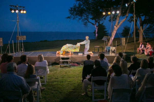 Photo Flash: Bay Street Theatre Presents THE TEMPEST Staged Readings
