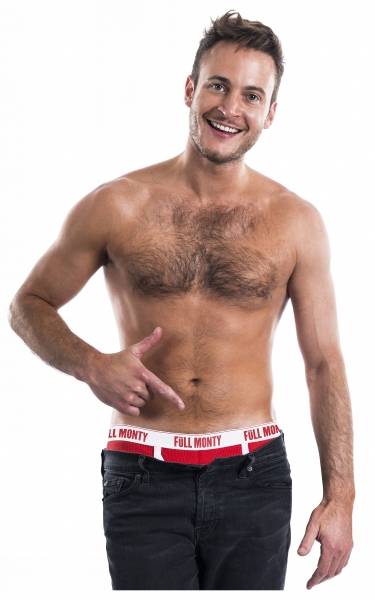Photo Flash: New Images of THE FULL MONTY UK Tour - Gary Lucy, Andrew Dunn, Rupert Hill & More!