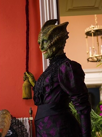 Photo Flash: First Look - New Photos from DOCTOR WHO's Season Premiere Episode!