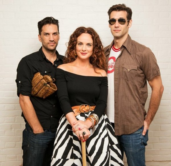 Photo Flash: Sneak Peek at Will Swenson, Melissa Errico and John Behlmann in Alliance Theatre's BILL DURHAM
