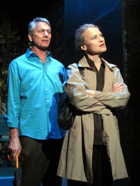 Photo Flash: First Look at VOICES OF SWORDS Off-Broadway