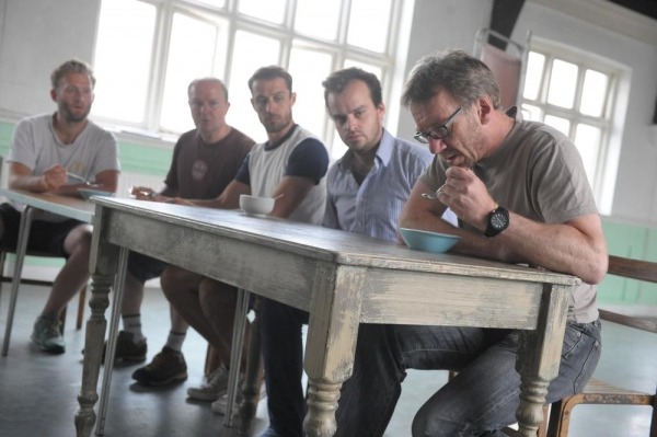 Photo Flash: In Rehearsal with the REGENERATION UK Tour Company