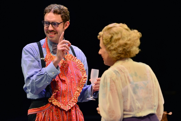 Photo Flash: First Look at Marriott Theatre's ON THE TOWN