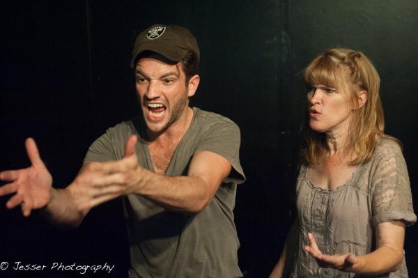 Matt Scanlon and Leslie Caveny Photo