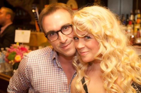 Ralph Meitzler and Erin Sullivan