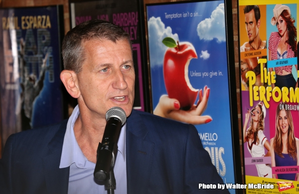 Photo Coverage: Welcome Back to Broadway! IT's ONLY A PLAY Company Greets the Press at Joe Allen