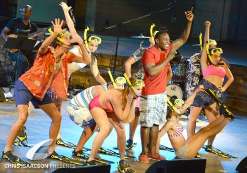 Rogelio Douglas, Jr. & the Lee Martino Dancers  Photo