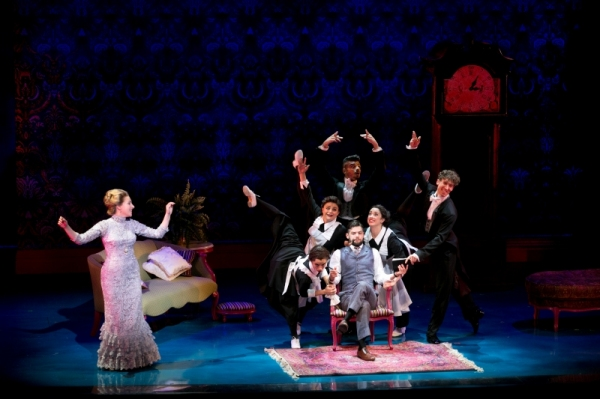 Photo Flash: More Production Shots of FINDING NEVERLAND at A.R.T.