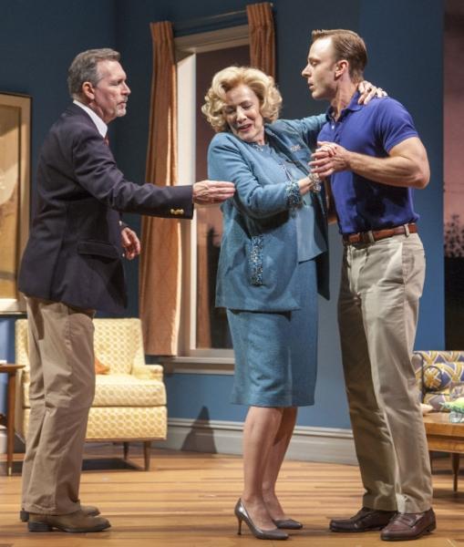 Cotter Smith, Betty Buckley and Jay Sullivan