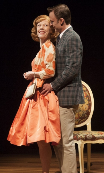 Photo Flash: First Look at Betty Buckley, Hallie Foote, Annalee Jefferies, Veanne Cox and More in THE OLD FRIENDS at Houston's Alley Theatre