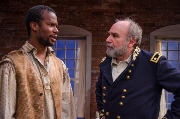 Photo Flash: First Look at Peninsula Players' BUTLER, Opening Tonight