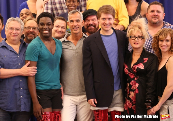 Photo Coverage: Just Be! Meet the Company of the KINKY BOOTS National Tour
