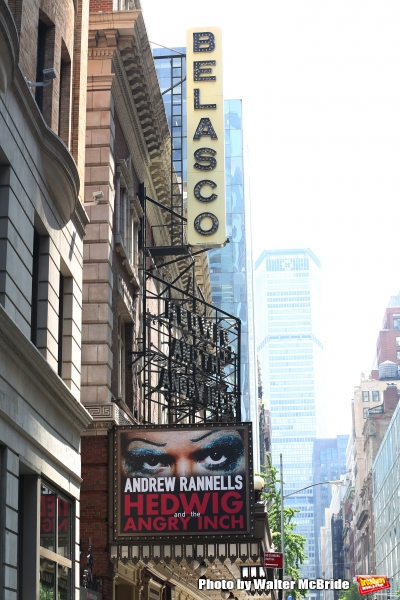 Up on the Marquee: HEDWIG AND THE ANGRY INCH Gets Rannells Update!