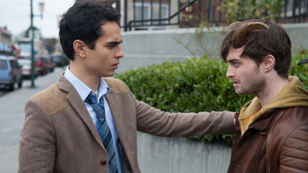 Photo Flash: New Images of Daniel Radcliffe in Supernatural Thriller HORNS
