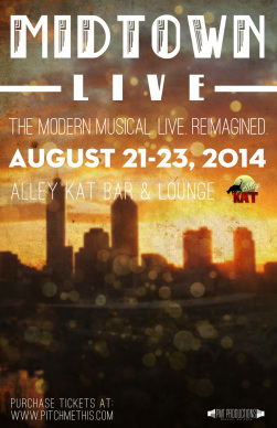 BWW Reviews: PMT Productions Presents MIDTOWN LIVE: A Concert Experience That Breaks The Mold