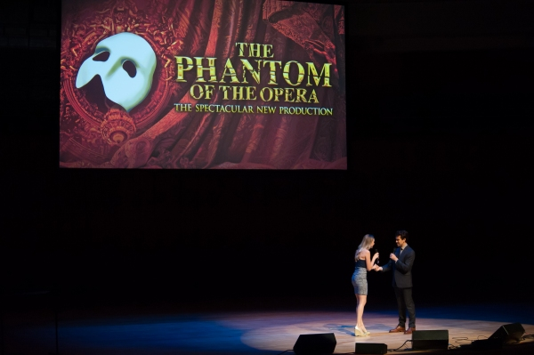 Photo Flash: Inside Segerstrom Center's Season Preview with the Touring Casts of MOTOWN, PIPPIN & More!