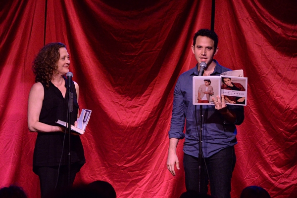 Photo Flash: CELEBRITY AUTOBIOGRAPHY Welcomes Karen Ziemba, Santino Fontana, Gina Gershon & More