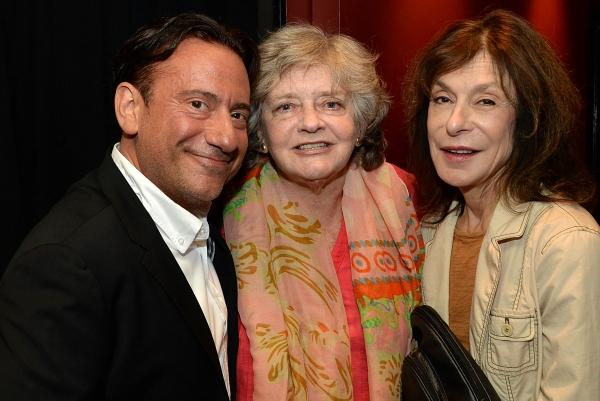 Eugene Pack, Joyce Van Patten, Jeannie Berlin
