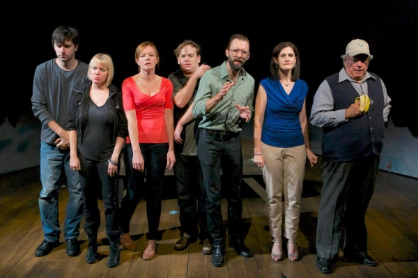 Photo Flash: First Look at Sideshow Theatre's STUPID F***ING BIRD, Opening Tonight