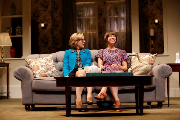 Photo Flash: First Look -  Westport Country Playhouse's THINGS WE DO FOR LOVE