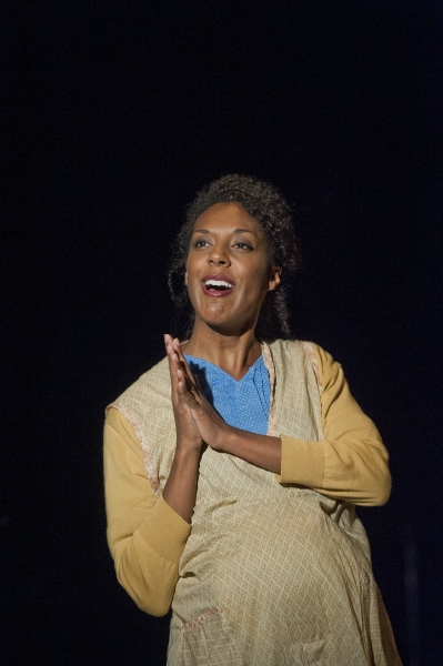 Photo Flash: First Look at Barrington Stage Company's ROMANCE IN HARD TIMES