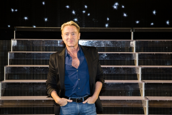 Photo Flash: Michael Flatley's LORD OF THE DANCE: DANGEROUS GAMES Meets the Press at the Palladium