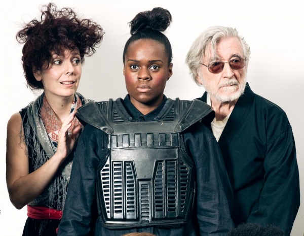 Meg MacCary, Stephanie Weeks, Ronald Cohen Photo